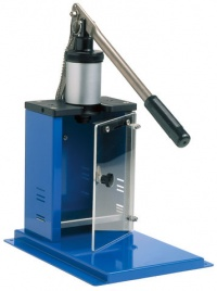 Blue-Fill Filling machine