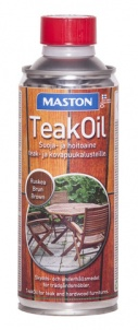 Teak Oil 450ml brown