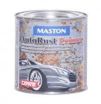 Paint Löwe AutoRust grey 375ml