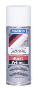 Spraypaint Rust-primer white 400ml