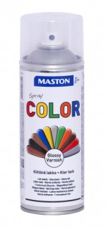 Spraypaint Color Lacquer Gloss 400ml