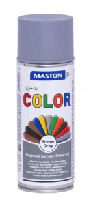 Spraypaint Color Primer Grey 400ml