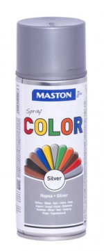 Spraypaint Color Silver 400ml