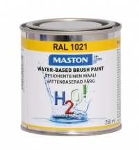 Paint H2O! RAL1021 Bright yellow 250ml