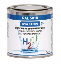 Paint H2O! RAL5010 Gentian blue 250ml