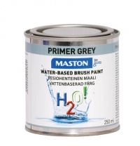 Paint H2O! Grey Primer 250ml