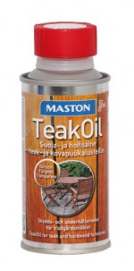 Teak Oil 180ml Transparent