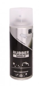 Spray RUBBER Shield Väritön matta 400ml