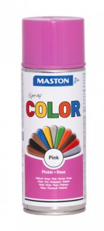 Spraymaali Color Pinkki 400ml