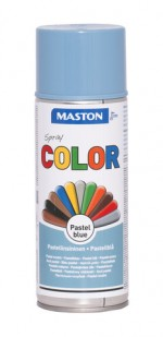 Spraypaint Color Pastel Blue Gloss 400ml