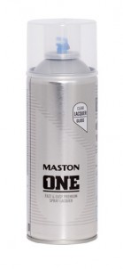 Spraypaint ONE - High Gloss Lacquer 400ml