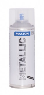 Spraypaint Metallic Effect Lacquer 400ml