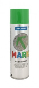 Markingspray Mark green 500ml