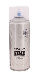Spraymaali ONE - Matta Lakka 400ml