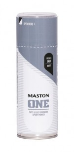 Spraypaint ONE - Primer Grey 400ml