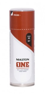Spraypaint ONE - Primer Red 400ml