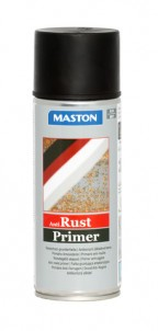 Rust-primer spray Черный 400ml