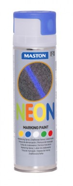 Markingspray NEON Blue 500ml