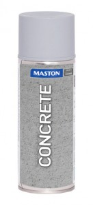 Spraymaali Concrete effect 400ml