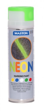 Markingspray NEON Green 500ml