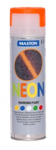Markingspray NEON Orange 500ml