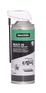 Spray Multi 20 Protective Lubricant 400ml