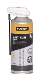 Spray Multi Lube Clear 400ml