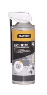 Spray Anti-Seize Aluminium Grease 400ml