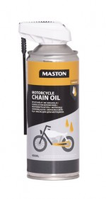 Spray Motorcycle Chain Oil 400ml