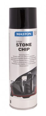 Spray Stonechip coating STH-50 Black Auto 500ml