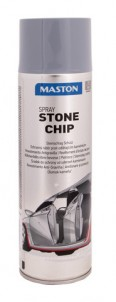 Spray Stonechip coating STH-50 Grey Auto 500ml