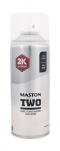 Spraypaint Maston 2K Two Lacquer Gloss 400ml