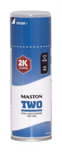 Spraypaint Maston 2K Two Gentian Blue RAL5010 400ml
