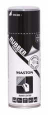 Maston Rubbercomp matta musta