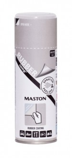 Spray RUBBERcomp Smoke grey 400ml
