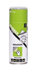 Spray RUBBERcomp Neon green 400ml