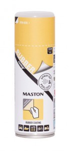 Spray RUBBERcomp Yellow 400ml