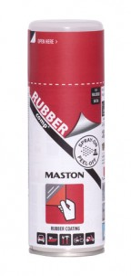 Spray RUBBERcomp Red 400ml
