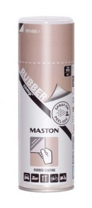 Spray RUBBERcomp Camo beige matt 400ml