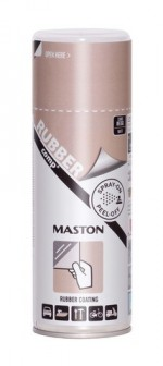 Kumimaalispray RUBBERcomp Camo beige matta 400ml