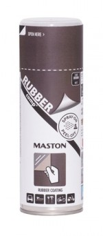 Kumimaalispray RUBBERcomp Camo ruskea matta 400ml