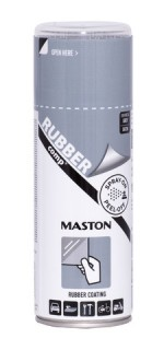 Spray RUBBERcomp Gun metal grey 400ml
