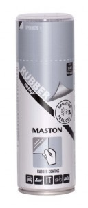 Spray RUBBERcomp Wheel silver high gloss 400ml