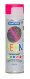 Markingspray NEON Pink 500ml