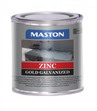 Zinc Cold Galvanized 250 ml, brushable