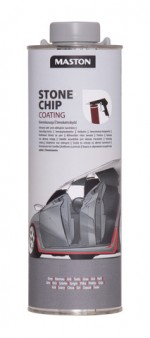 Stonechip coating STH-51 grey Auto 1L (screw-top jar)