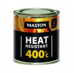 Paint Heat-resistant +400 °C 250ml