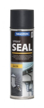Spray Seal Musta 500ml