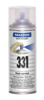 Spraypaint 100 Lacquer Matt 331 400ml