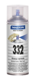 Spraypaint 100 Gloss Lacquer 332 400ml
